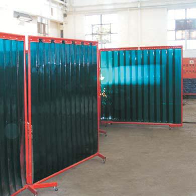 Welding And Safety Screens Dockleveller