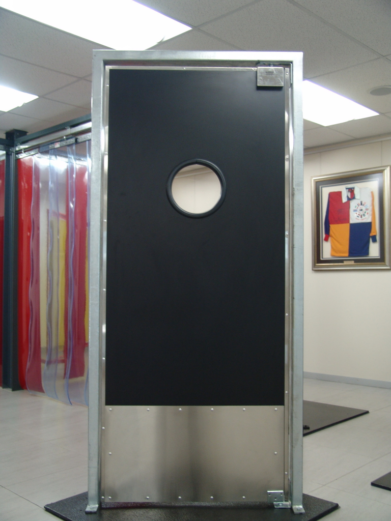 Traffic Doors Model Scp Dockleveller