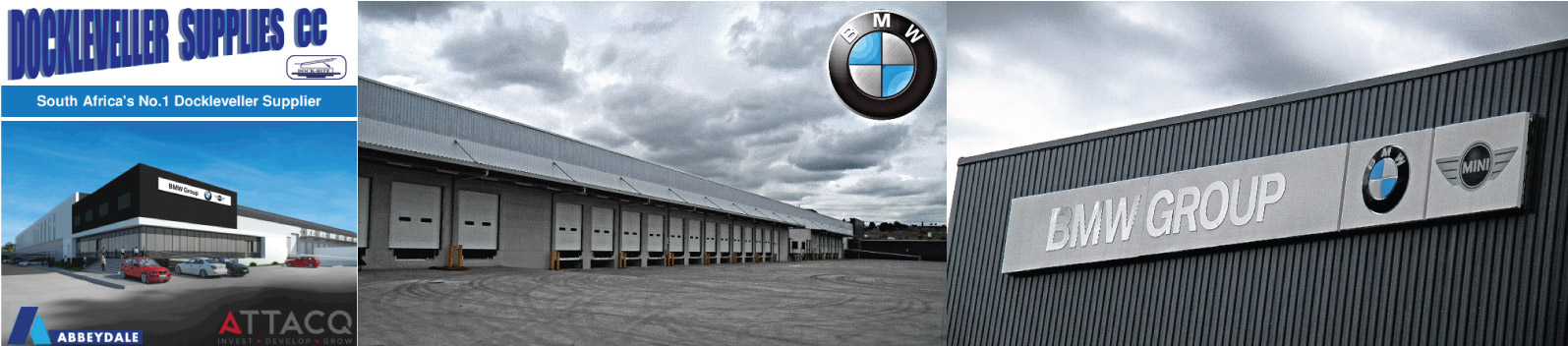 BMW-Group-Waterfall- Sectional Doors